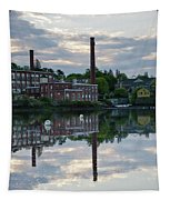 Exeter New Hampshire Usa Tapestry