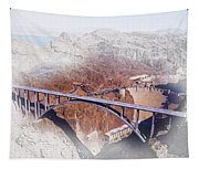 Mike O'callaghan Pat Tillman Memorial Bridge Tapestry