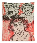The Marx Brothers Tapestry