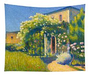 The Studio At Alet-les-bains Tapestry