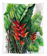 Tiger Claw .. Heliconia Tapestry