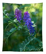 Tufted Vetch Tapestry