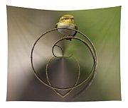 Wood Warbler Tapestry