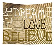 Words Of Love 6 Tapestry