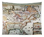 New France, 1719 Tapestry