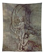 Andersen: Little Mermaid Tapestry