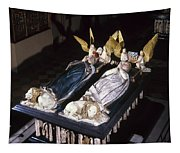 France: Tomb Of John II Tapestry