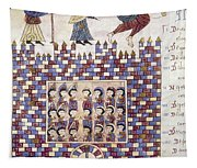 Spain: Reconquest Tapestry