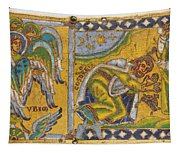 Heraclius (c575-641 A.d.) Tapestry