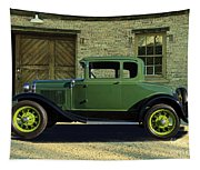 1930 Ford Model A Roadster Tapestry
