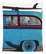 1954 Pontiac Chieftain Station Wagon Tapestry