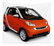 2008 Smart Fortwo City Car Tapestry