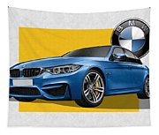 2016  B M W  M 3  Sedan With 3 D Badge  Tapestry