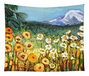 A Mountain View Tapestry