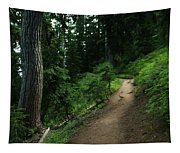 A Path In Paradise Tapestry