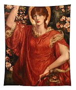A Vision Of Fiammetta Tapestry