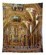 Abbey Of Montecassino Altar Tapestry