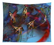 Abstract 102910 Tapestry