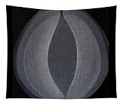 Abstract Flower  Tapestry