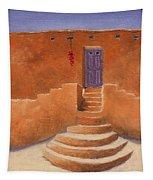 Acoma Steps Tapestry