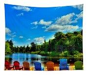 Adirondack Calm Tapestry