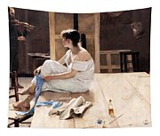 After The Sitting Tapestry