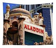 Aladdin Hotel Casino Tapestry