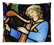 Angel Musician, 1881 Tapestry