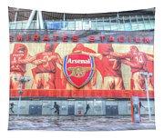 Arsenal Football Club Emirates Stadium London Tapestry
