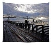 Astoria-megler Bridge 4 Tapestry