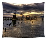 Astoria-megler Bridge 5 Tapestry