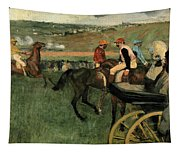 At The Races Tapestry