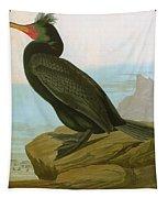Audubon: Cormorant Tapestry