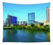 Austin, Texas Tapestry