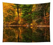 Autumns Calm Tapestry