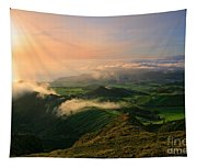 Azores Islands Landscape Tapestry