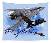 B-2 Spirit Tapestry