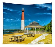 Barnegat Lighthouse Park Tapestry