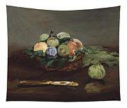 Basket Of Fruit Tapestry