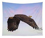 Beauty In Flight Tapestry