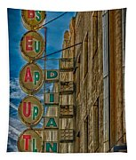 Beauty Supply Tapestry