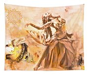 Belly Dance Tapestry