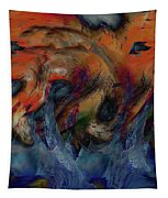 Beneath The Waves Tapestry