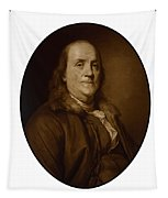 Benjamin Franklin - Three Tapestry