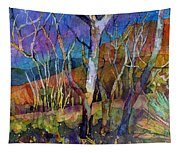 Beyond The Woods Tapestry