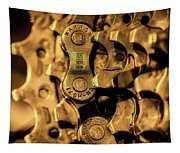 Bicycle Gears Tapestry