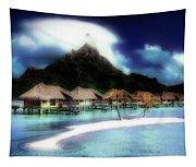 Bora Bora Tapestry