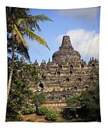 Borobudor Temple Tapestry