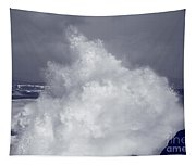 Breaking Waves Tapestry