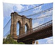 Brooklyn Bridge Ny Tapestry